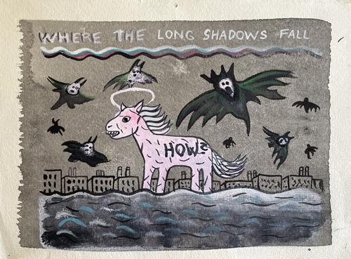 125* Where the long shadows fall