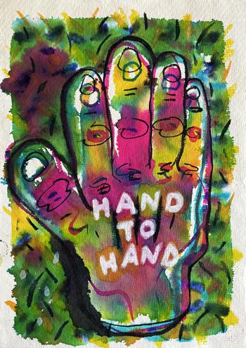 126* Hand