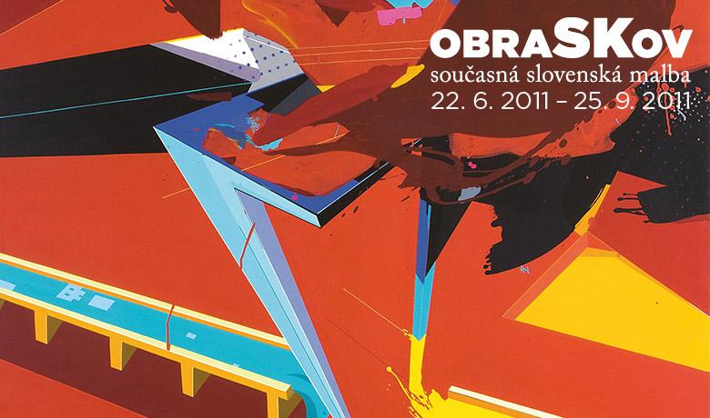 ObraSKov – súčasná slovenská maľba Wannieck gallery
