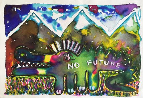 152* No future