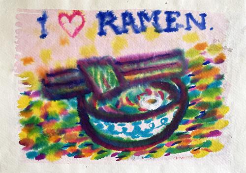 156* I love Ramen