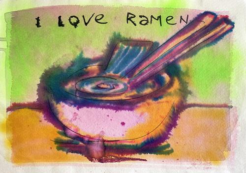161* I love Ramen