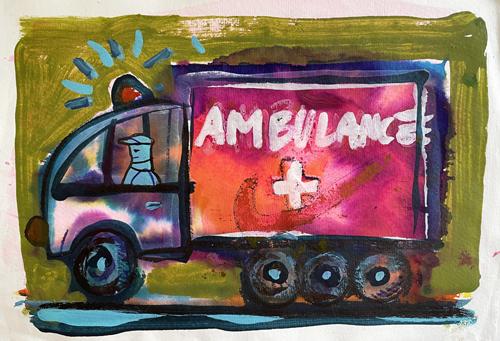 174* ambulance
