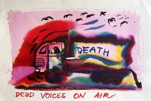 175* Dead voices on air
