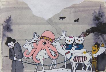 the adventures of Junshi and Stillborn 5