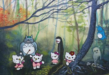 the adventures of Junshi and Stillborn 8