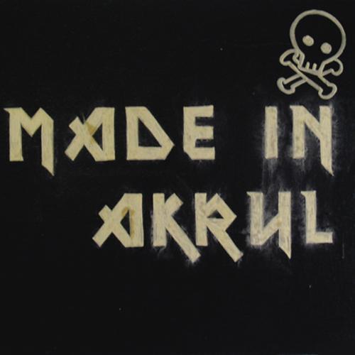 Akryl made