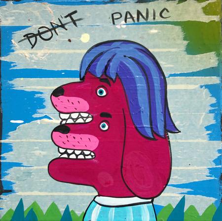 Don't panic*