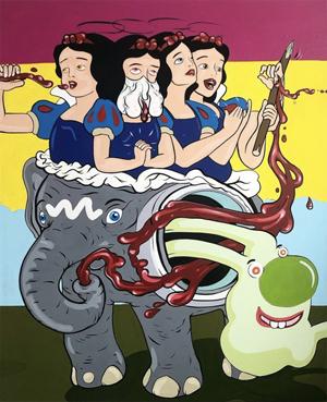 Do not stop / elephant problem*