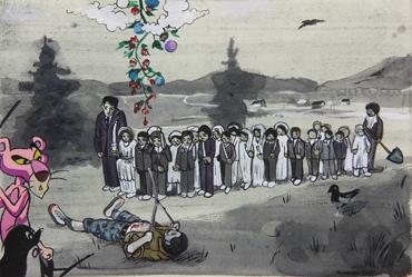 the adventures of Junshi and Stillborn 17