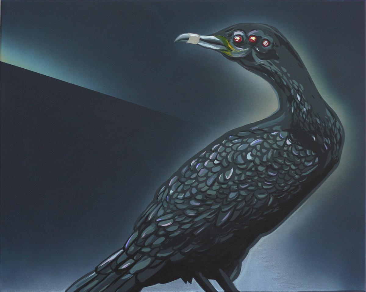 cormorant /mr.bird 3/