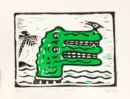 Krokodíl dundee