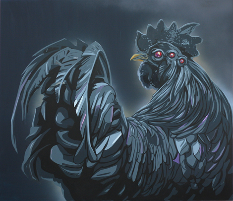 rooster / mr.bird 2/