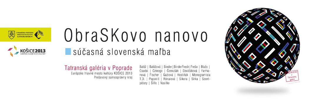 ObraSKov – súčasná slovenská maľba