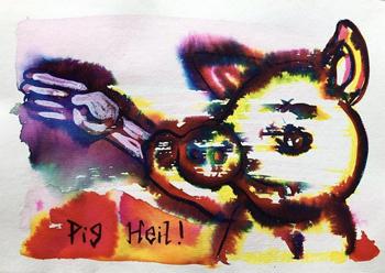 Pig heil*