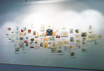 drawings  2010 - 2012