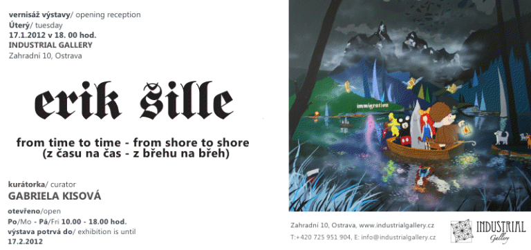ERIK ŠILLE, FROM TIME TO TIME - FROM SHORE TO SHORE